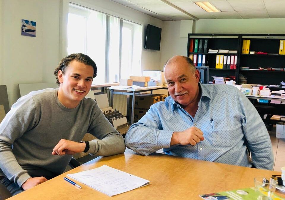 Cyronn De Wilde komt KSC Lokeren-Temse versterken!