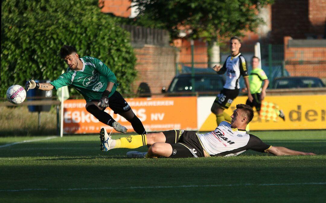 KSC Lokeren-Temse speelt dit seizoen in Tweede Afdeling VV