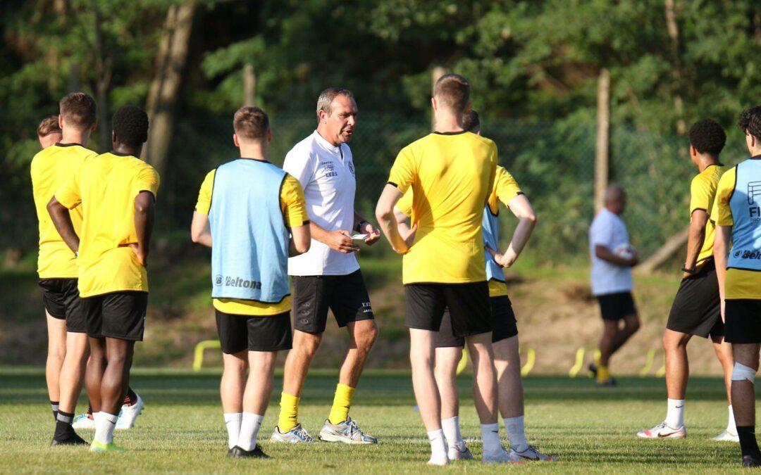 Ticketinfo oefenwedstrijden tegen Sint-Niklaas en Hamme